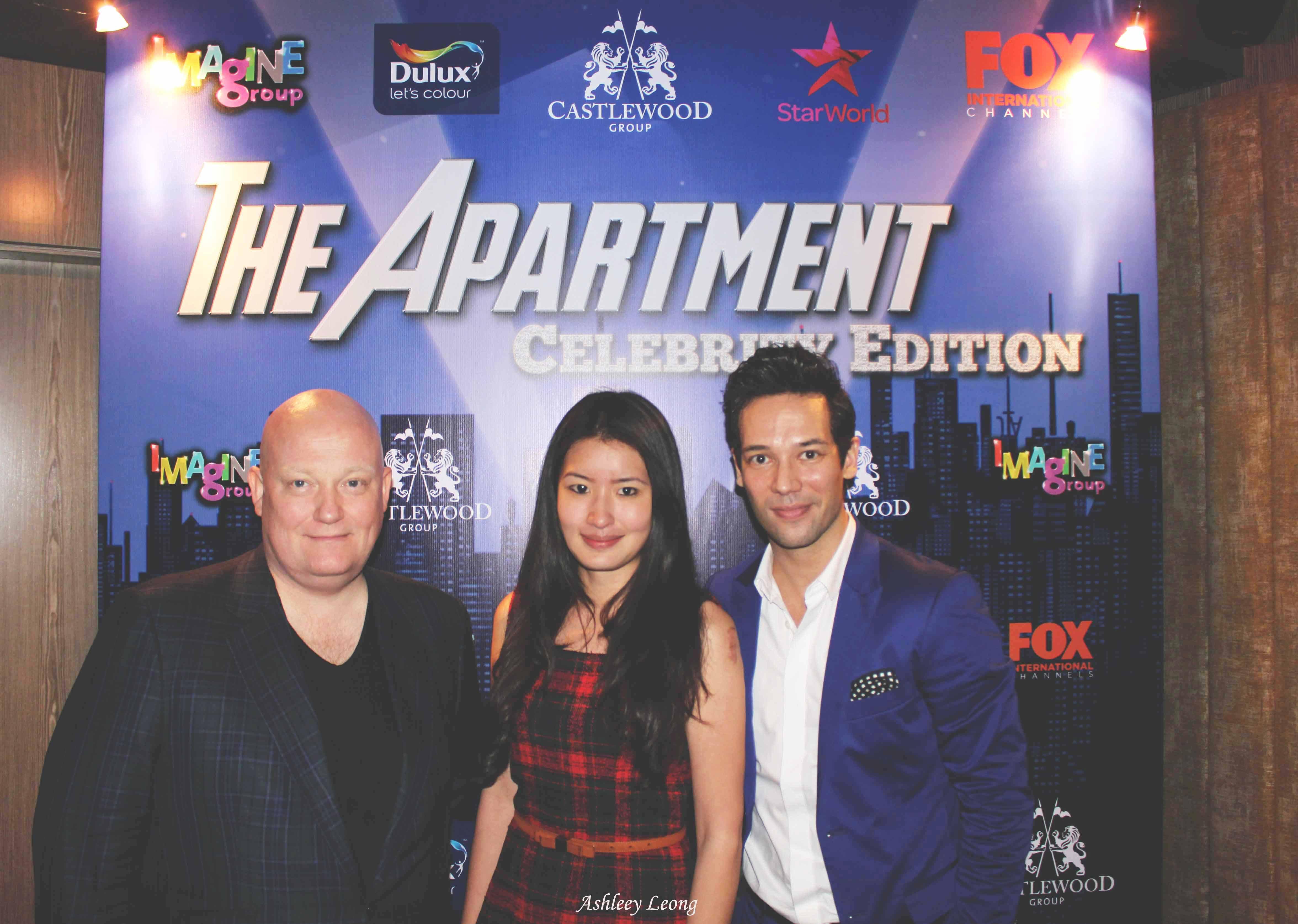 12 Celebrities Line-up in The Apartment's Latest Season - Alvinology
