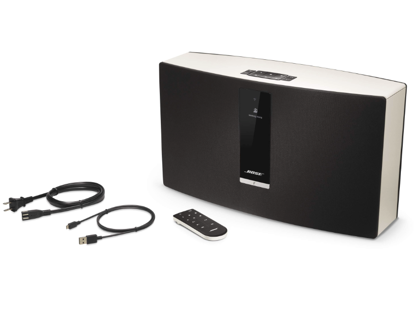 Why Bose's SoundTouch Wi-Fi Music System? - Alvinology