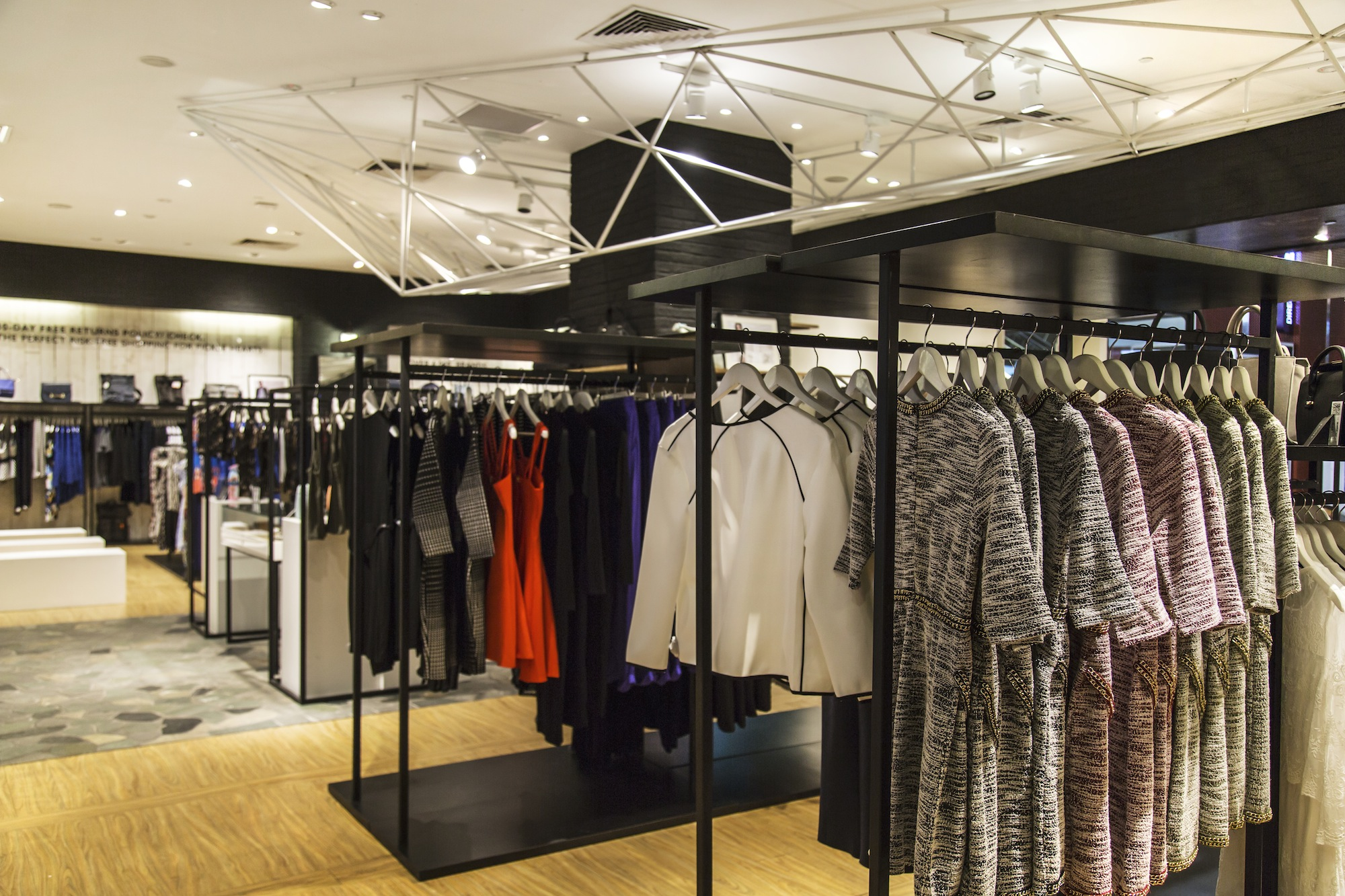 ZALORA's 3rd Birthday with The Official Opening of Second Pop-up Store @ Bugis+ - Alvinology