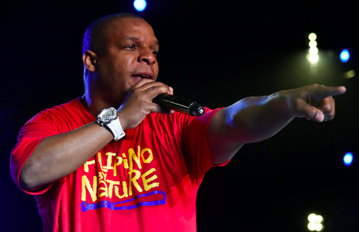 Vin Rock of Naughty By Nature