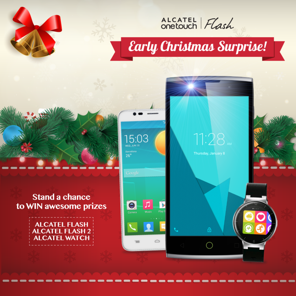 alcatelxmas2015