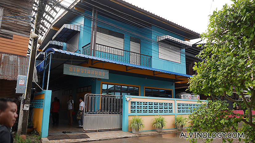Chan Samuth Home Stay