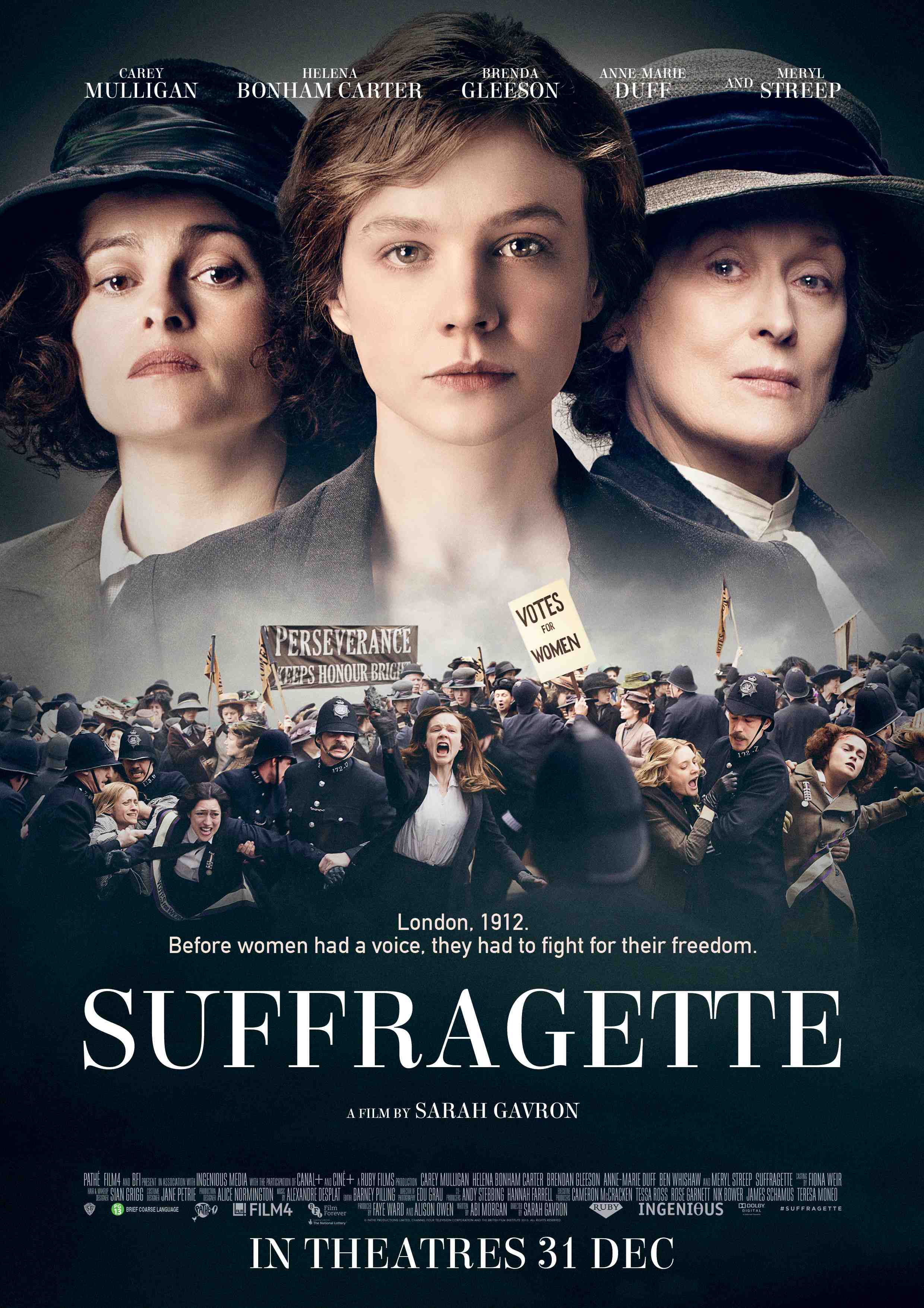 Suffragette(A4-Poster)