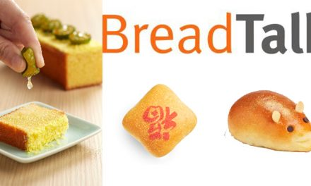 Ring in an auspicious year with artfully created bakes from BreadTalk – see all CNY products here
