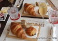 Champagne & Croissants Brunch at Ô Batignolles @ Gemmil Lane
