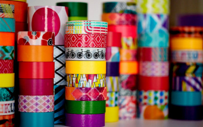 Make Amazing with 3M Scotch Expression Tapes