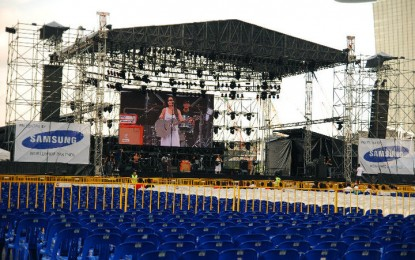 Celebration@Marina Bay – Concert Fail