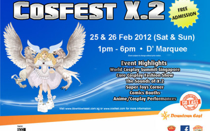 Cosfest X.2 @ Downtown East