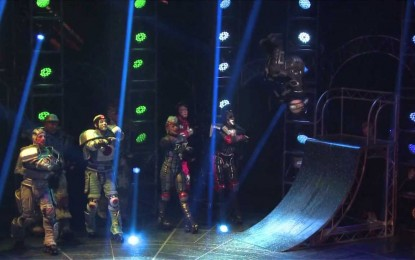 """Andrew Lloyd Webber's """"Starlight Express"""" wheeled into Singapore for first time"""