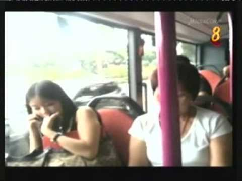 China driver on SBS Transit Bus 52 lost his way and took passengers on a 2 hours Singapore tour