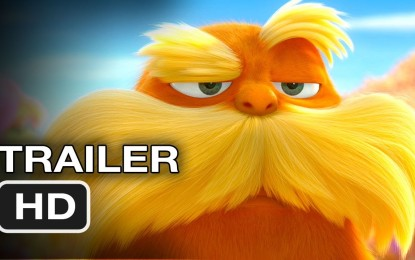 Movie Review: Dr. Seuss' The Lorax (3D)