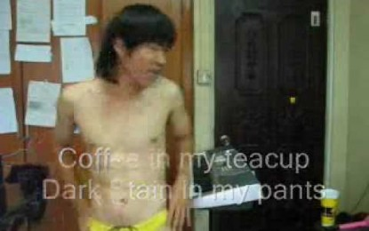 Steven Lim's video tribute to Michael Jackson