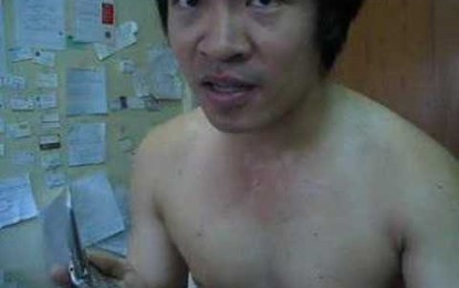 Want a body like Steven Lim?