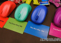 Logitech's 2014 Colour Collection Wireless Mouse