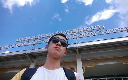 Day 1 in Luang Prabang