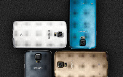 [Sponsored Post] Expect more with the new Samsung Galaxy S5 LTE
