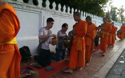 Day 2 and 3 in Luang Prabang