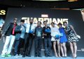 Marvel's Guardians of the Galaxy Southeast Asia Tour, Singapore Red Carpet