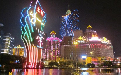 Macau – The old meets the new