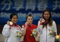 Shooter Martina Veloso Wins First Youth Olympic Medal for Singapore at Nanjing 2014