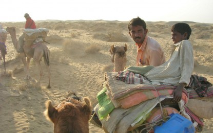 Jaisalmer – The golden mirage