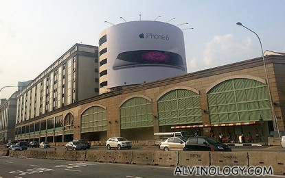 Apple iPhone 6 Advertising FAIL