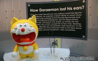 100 Doraemon Secret Gadget Expo @ Johor Bahru City Square