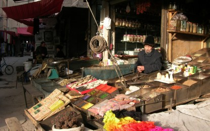 Kashgar – The other face of China