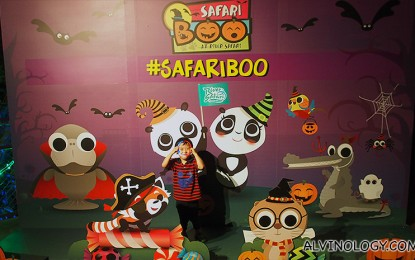 Safari Boo at River Safari: A Merry-Not-Scary Kids Event for Halloween