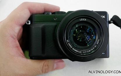 The new Panasonic LUMIX DMC-LX100
