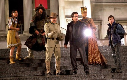 [Movie Review] Night At The Museum: Secret Of The Tomb