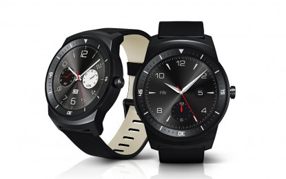 Traveling with the LG G Watch R
