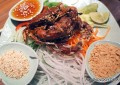 ThaiExpress introduces Thai-style Soft Shell Crab Lo Hei