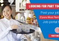Find part-time jobs in Singapore with Parttimejobs.sg