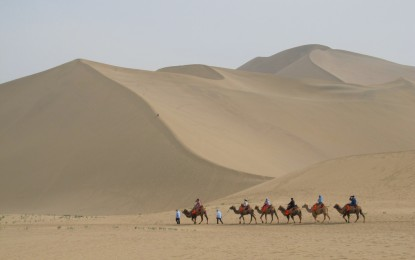 Journeying on the Silk Road