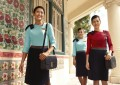 New Look for SilkAir Cabin Crew by Singapore Designer, Alexandria Chen