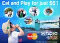 $5 Deals for MasterCard Holders at Sentosa + GIVEAWAY