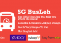 6 Solid Reasons Why You Should Use SG BusLeh For Your Daily Commute