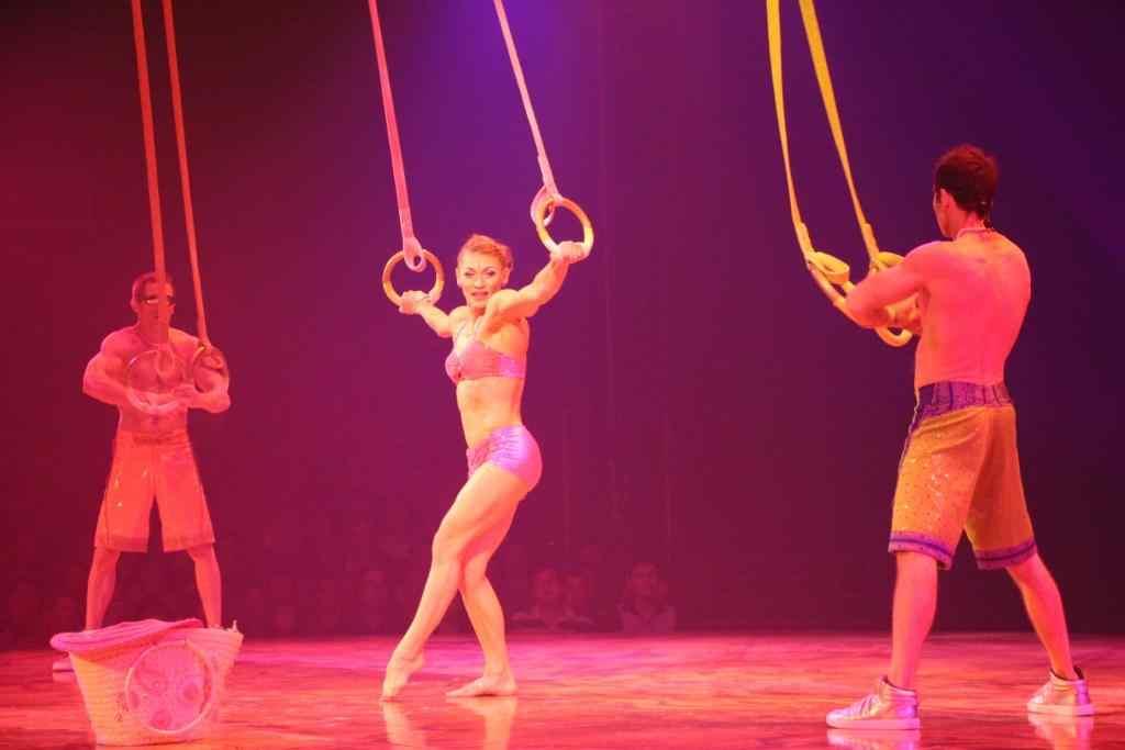 Cirque du Soleil – TOTEM