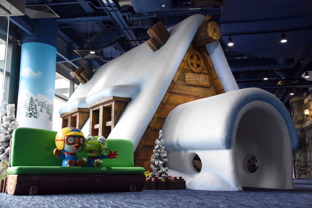 Southeast Asia's First Pororo Park Now Open at Marina Square Singapore