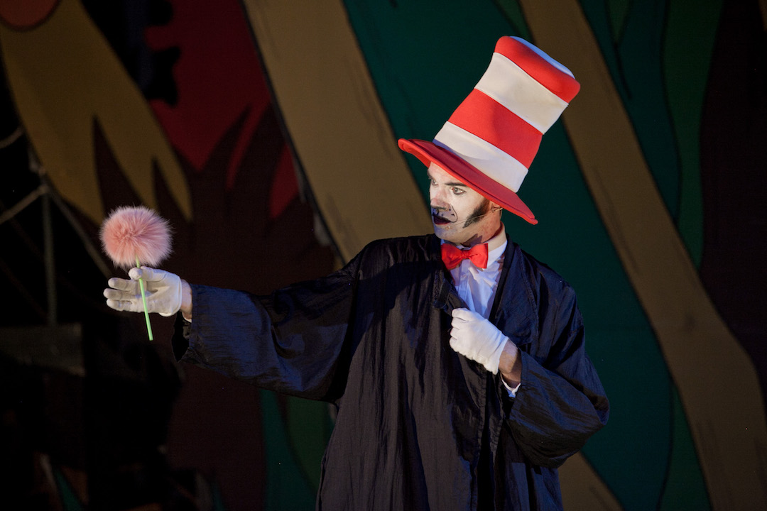 Oh The Thinks You Can Think – Catch Seussical The Musical This Weekend