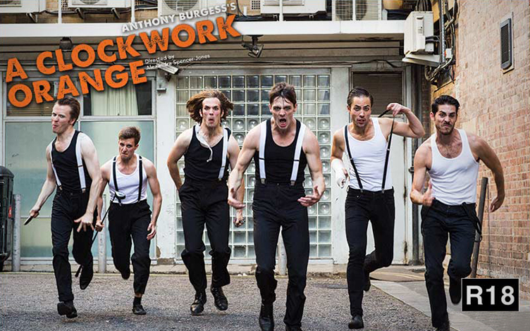 For the first time in Singapore - A Clockwork Orange is ...