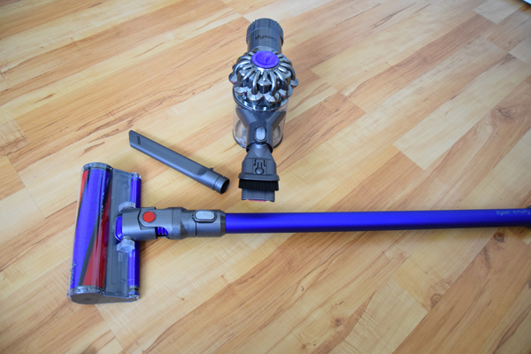 Should you get a Dyson V6 Fluffy? An honest, unpaid review - Alvinology