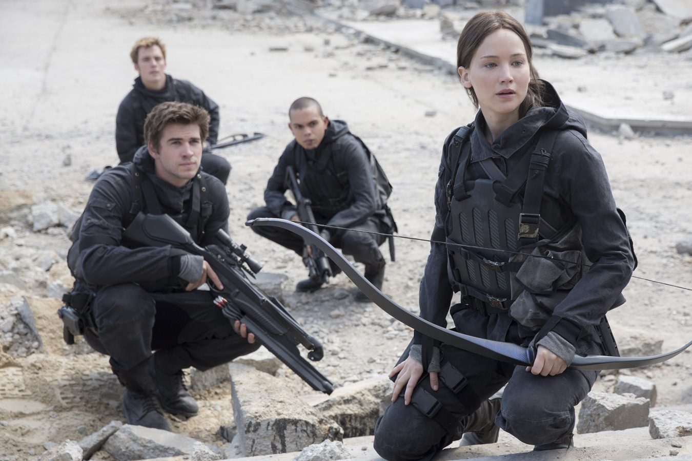 [GIVEAWAY] The Hunger Games: Mockingjay – Part 2 review