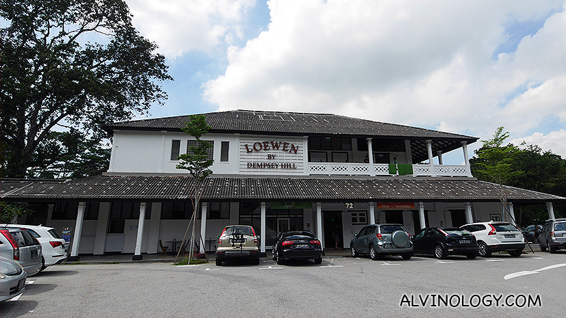 Loewen by Dempsey Hill – A New Hangout Place for Parents and Young Children