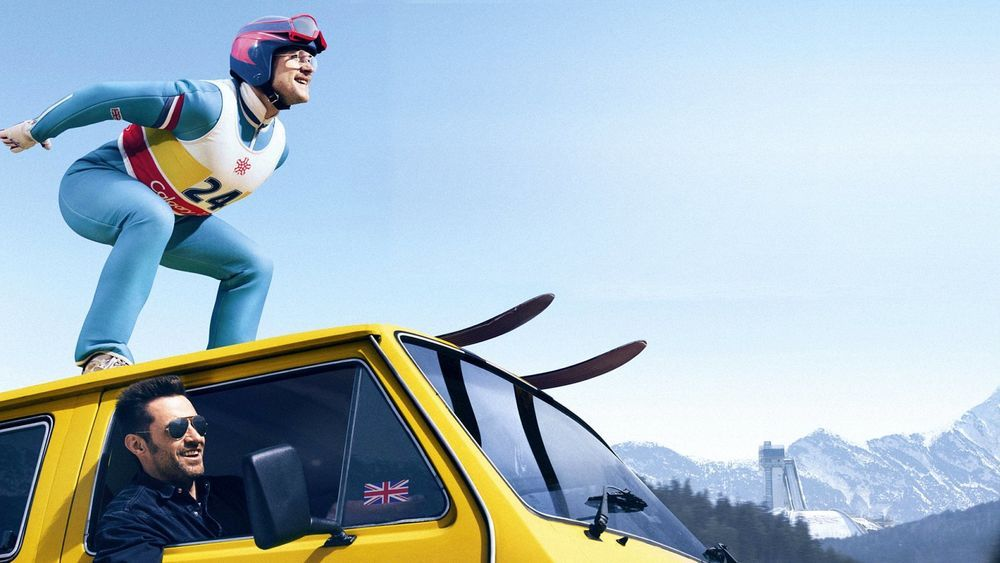 [Movie Review] Eddie the Eagle (2016)