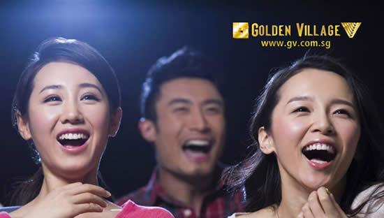 Golden Village Implements Visa Checkout