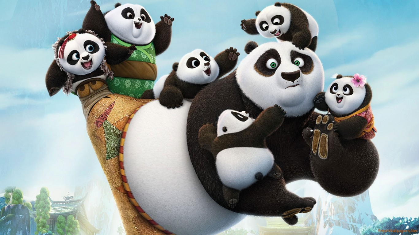 [Movie Review] Kung Fu Panda 3