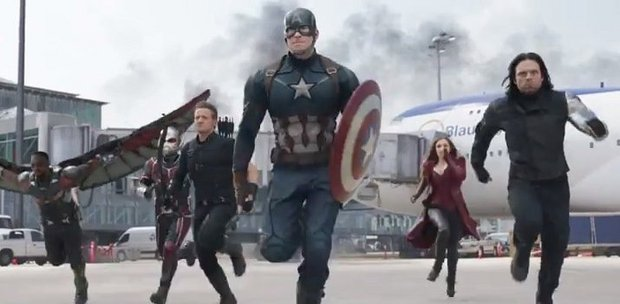 6 Reasons Why Captain America: Civil War is Marvel's Biggest Kickass Movie
