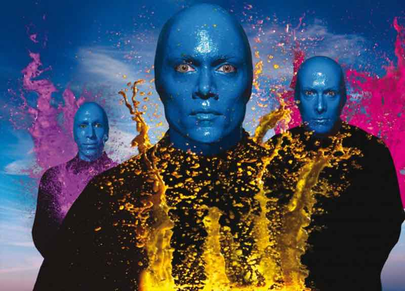 Five reasons to watch BLUE MAN GROUP - direct from Las Vegas to Singapore - Alvinology